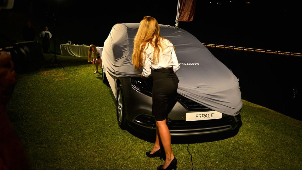 Renault Espace Presentation - Rombosol - El Lago