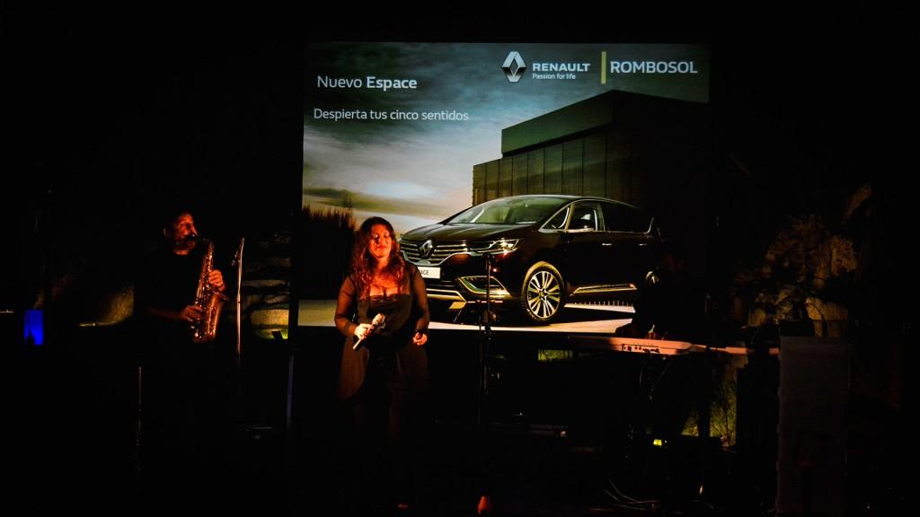 Ariana Soffici - Vicky Madera - Renault Espace Presentation - Rombosol - El Lago