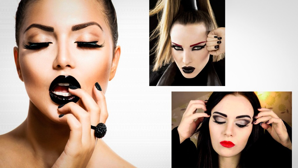 Elegant Halloween Makeup selected by www.arianasoffici.com