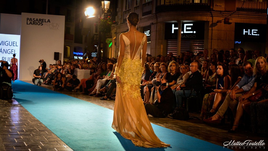 Pasarela Larios Malaga Fashion Week 2015