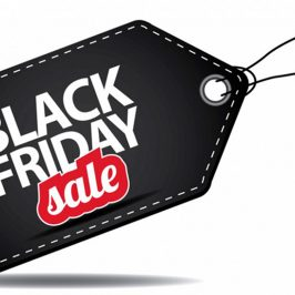 Saldi durante il Black Friday - www.arianasoffici.com