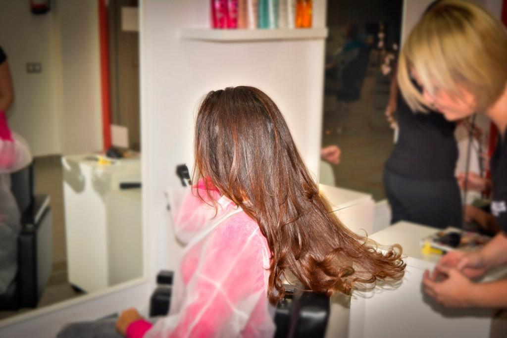 Ariana after Wallis Estilistas - Beauty Salon
