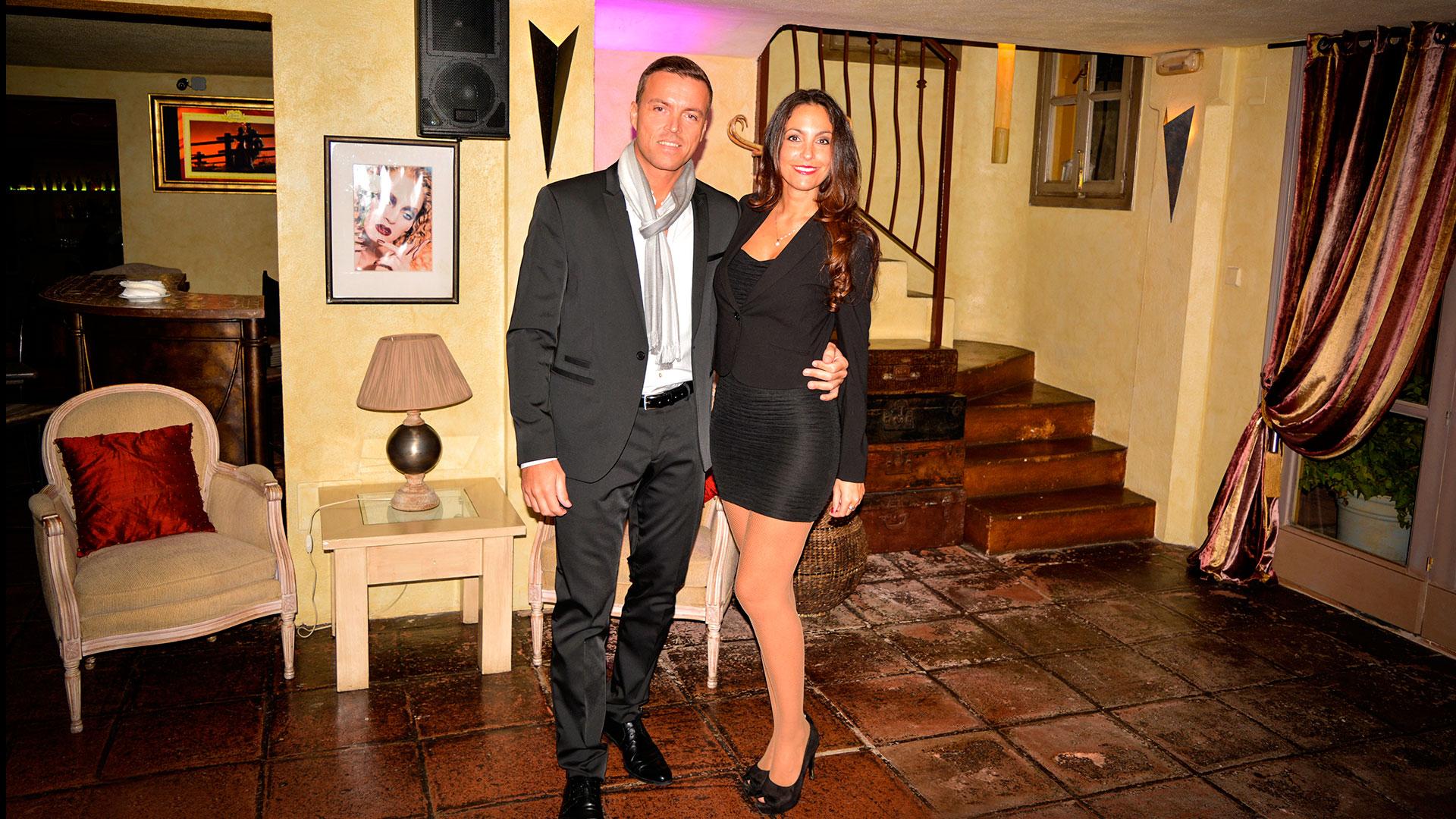 Ariana & Matteo celebrating Ariana's Birthday Party at Finca Besaya - Marbella