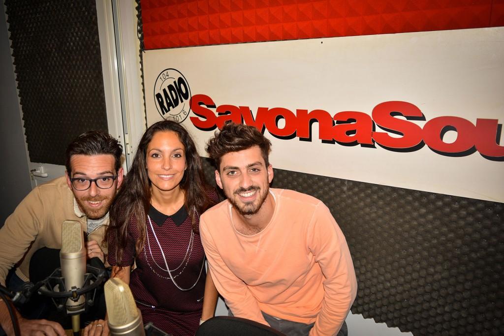 Ariana-Duo-di-fuori-Radio-Savona-Sound