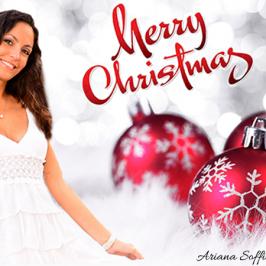 Ariana Soffici wishes Merry Christmas - www.arianasoffici.com