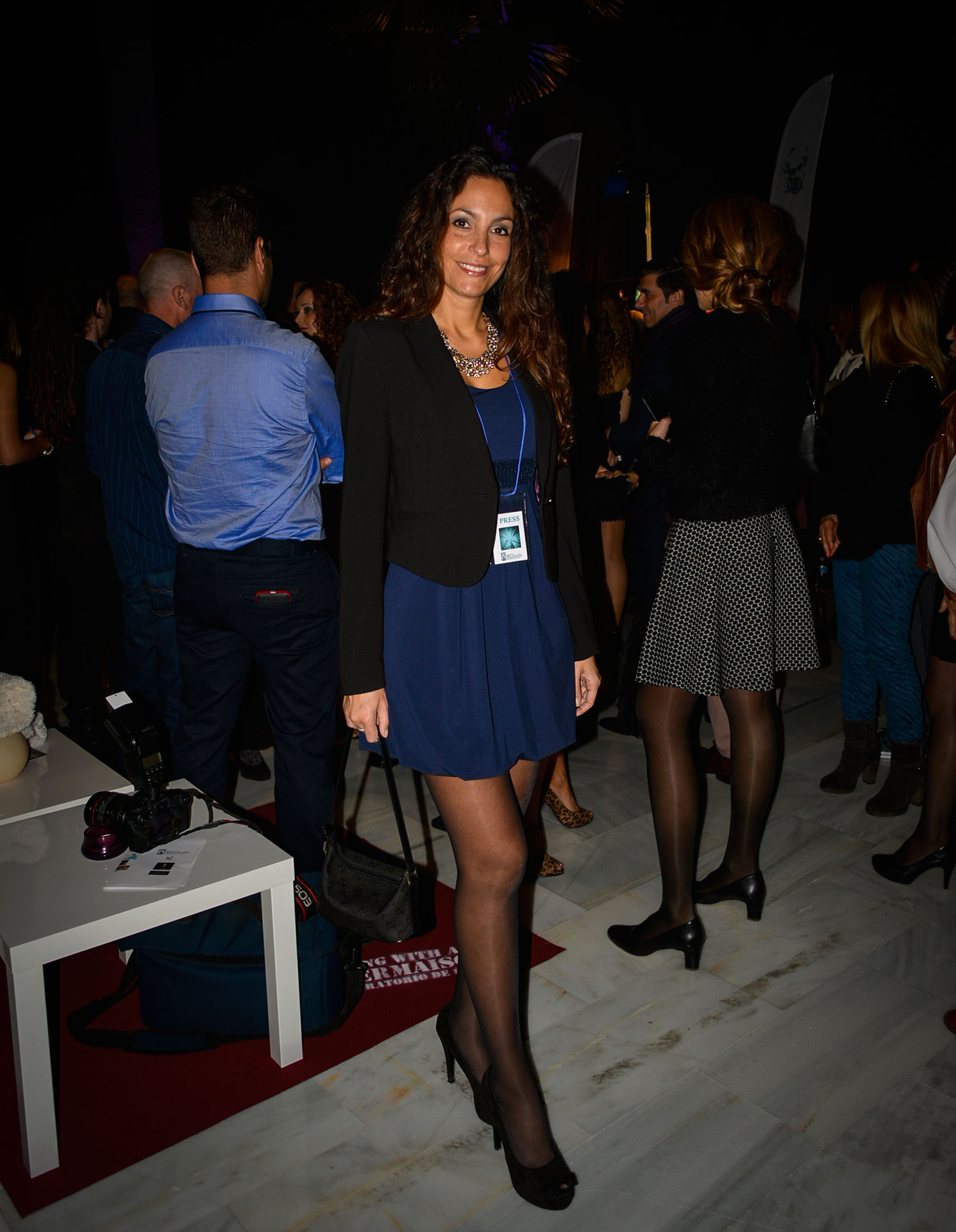 Ariana Soffici en la Gala y Entrega de Premios I Filmamaker International Film Festival Marbella www.arianasoffici.com