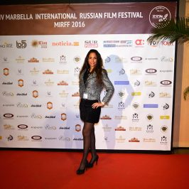 Ariana Soffici & Style Passion TV - MIRFF 2016 www.arianasoffici.com