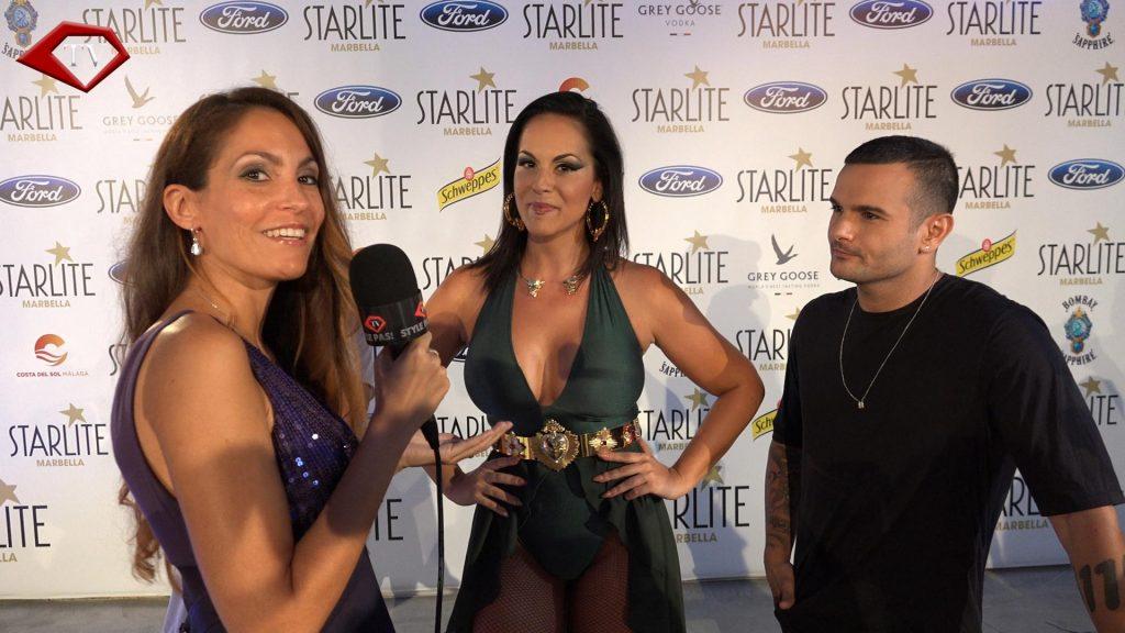 Latin Angels fashion show Marbella
