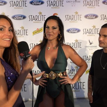 Starlite Marbella Latin Angels Fashion Show
