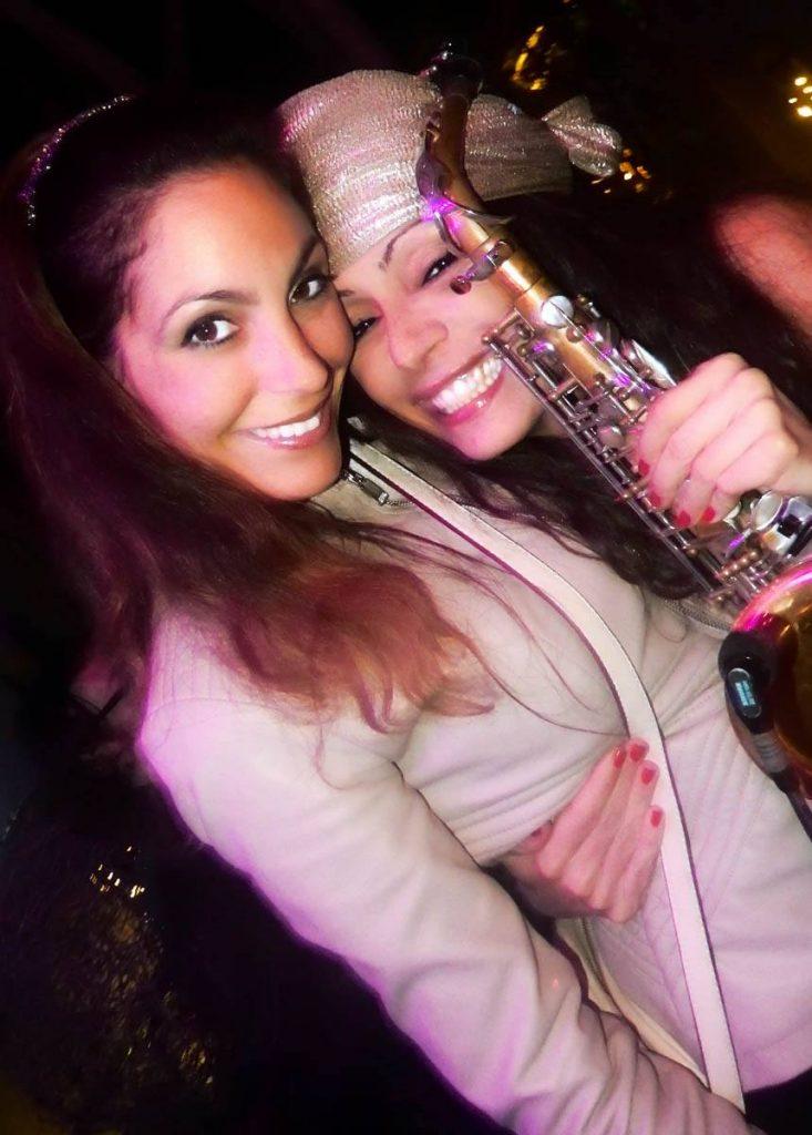 Ariana Soffici & Jessica Cochis Sax www.arianasoffici.com