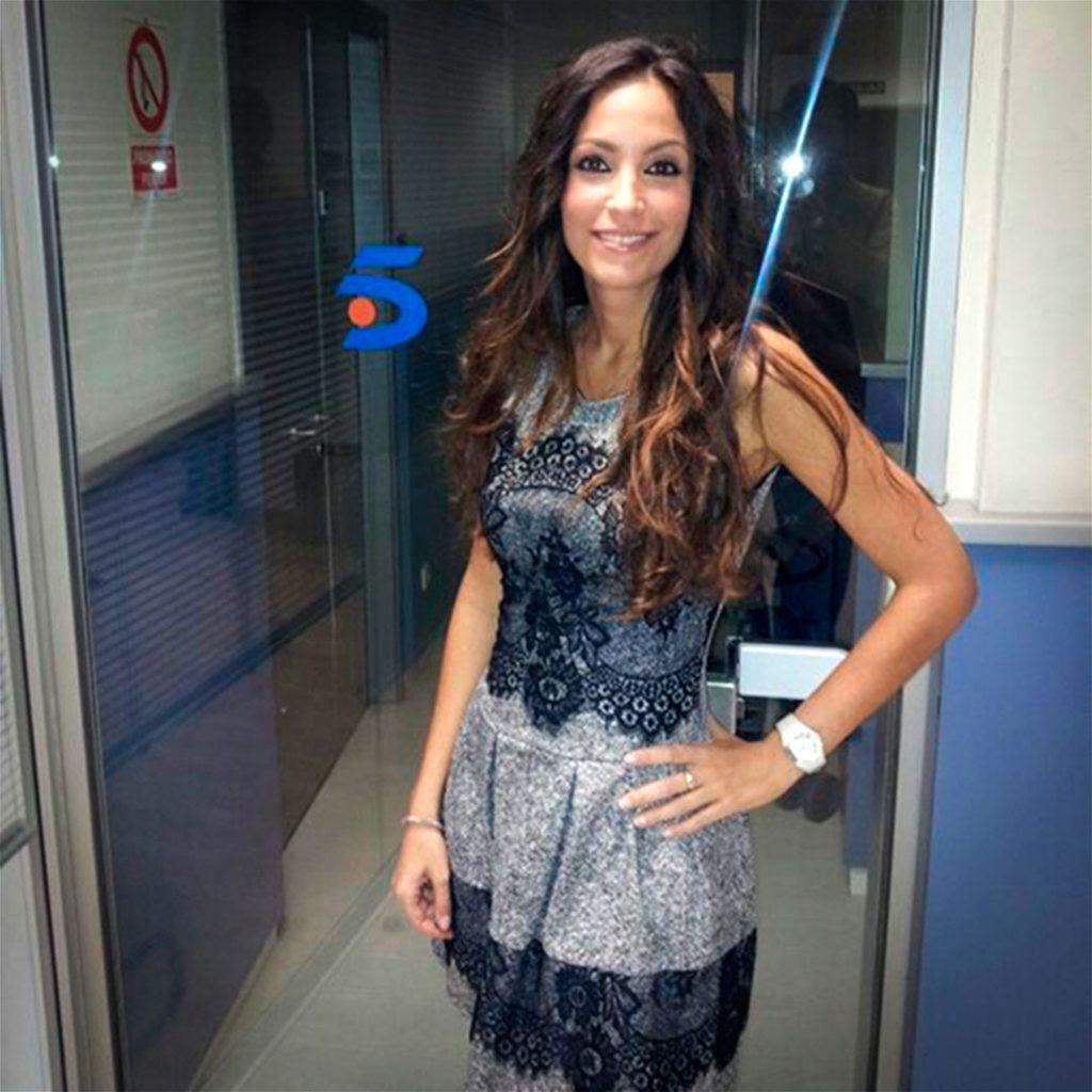 Ariana Soffici Telecinco Mediaset España www.arianasoffici.com