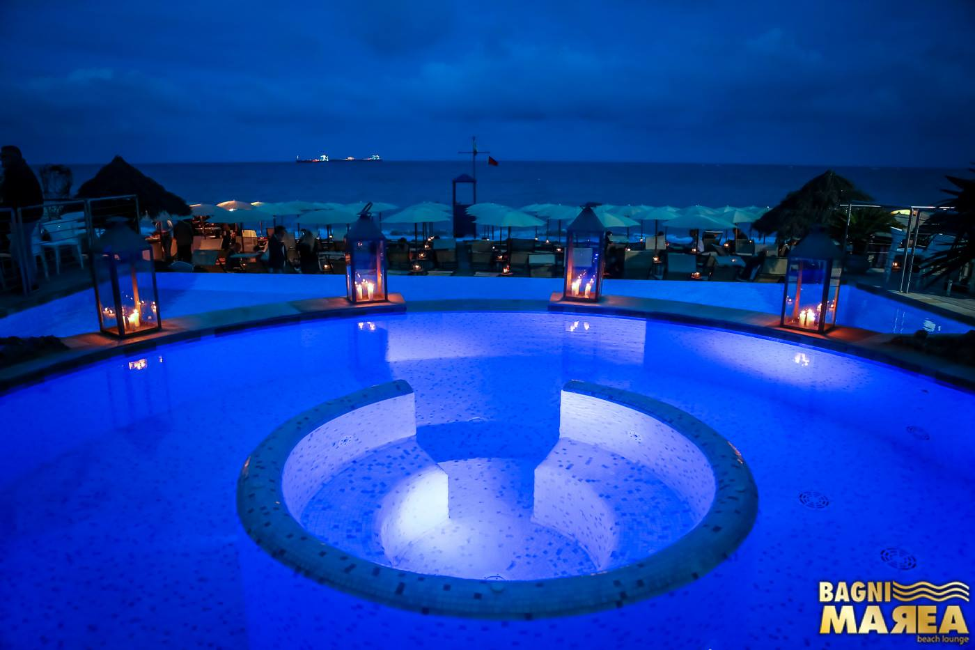 Mare Hotel Bagni Marea piscina - Ariana Soffici