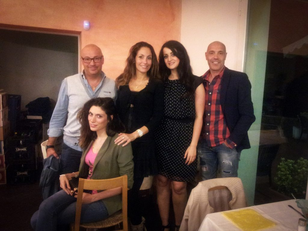 Ariana and Friends at Celle Ligure Savona www.arianasoffici.com