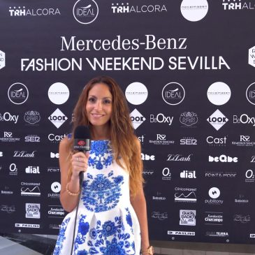 Mercedes-Benz Fashion Weekend Siviglia