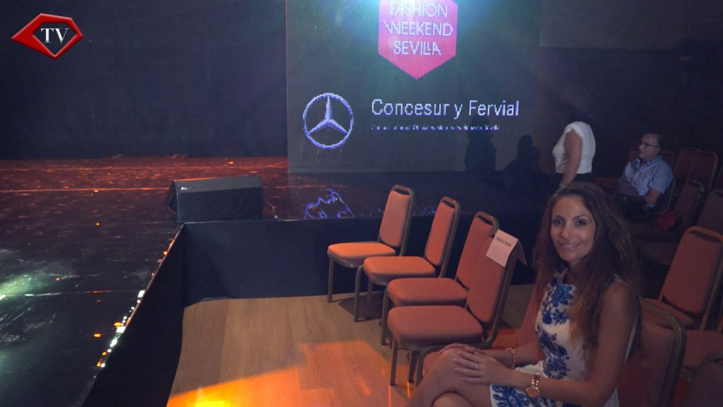 Ariana Soffici Style Blogger at Mercedes Benz Fashion Weekend Sevilla www.arianasoffici.com