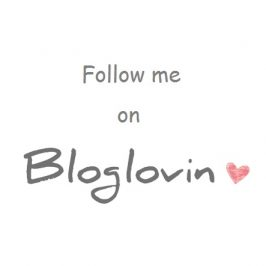 Follow me on Bloglovin www.arianasoffici.com
