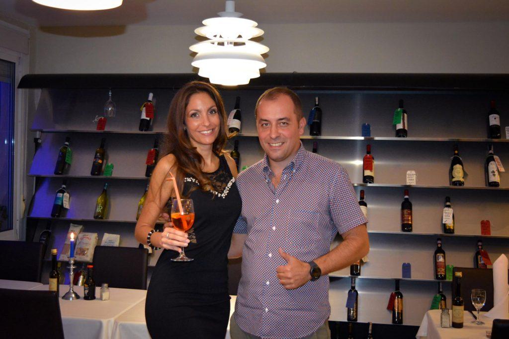 Ariana Soffici & Daniele at El Paraiso Gourmet Club www.arianasoffici.com