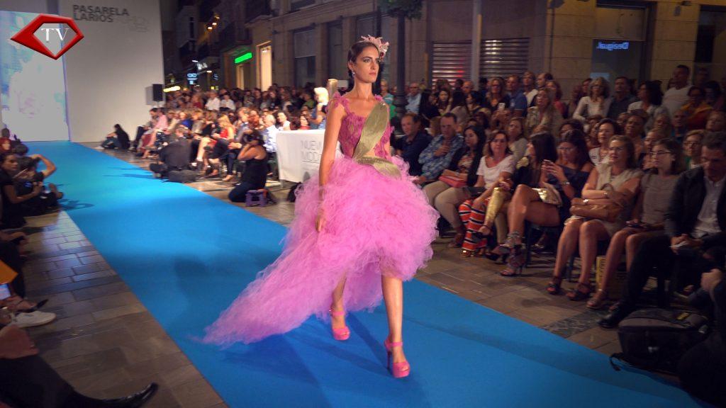 Sassy Sweet Clud by Asunción Retamero en Malaga Fashion Week www.arianasoffici.com
