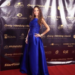 Ariana Soffici at Luxury Advertising Awards with Style Passion TV