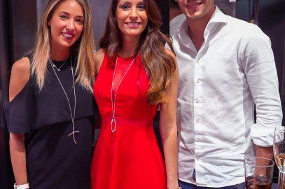 Alvaro Morata Ariana Soffici Alice Campello Madrid