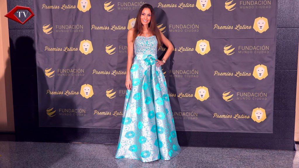 Ariana Soffici Premios Latino 2017