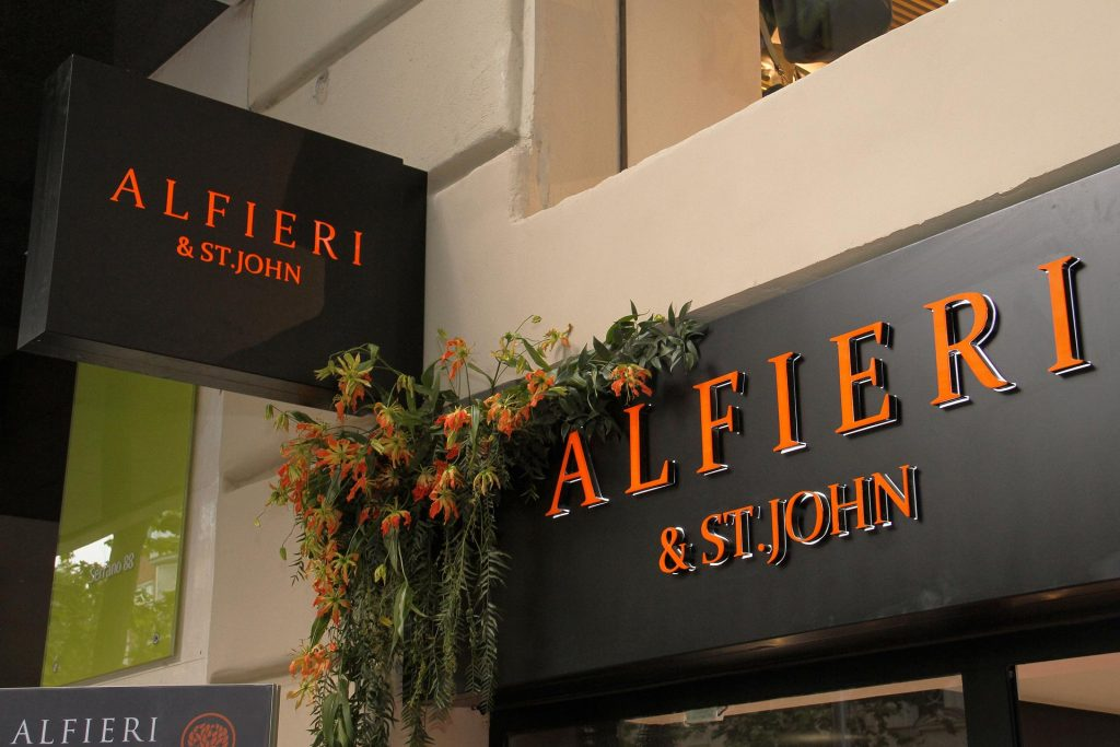 Alfieri & St. John Luxury Boutique Madrid