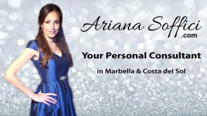 Ariana Soffici Your Personal Consultant in Marbella and Costa del Sol