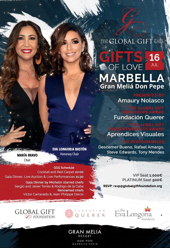 Global Gift Gala Gran Melia Don Pepe 2017 www.arianasoffici.com