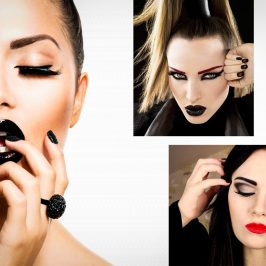 Elegant Halloween Makeup selected by www.arianasoffici.com