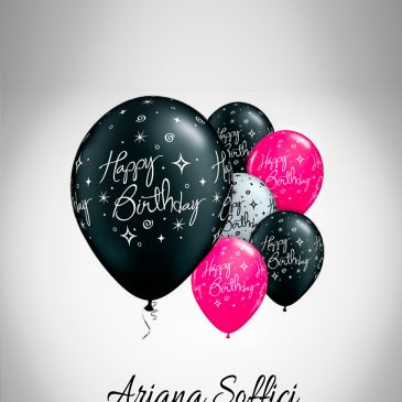 Ariana's Birthday Party in Marbella