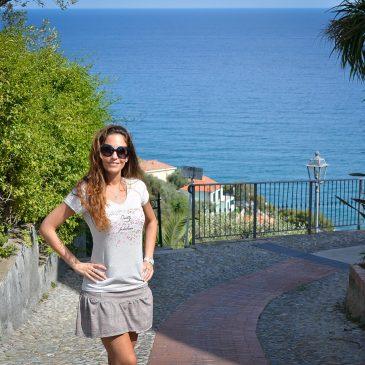 Ariana in Ligurian Riviera – Italy