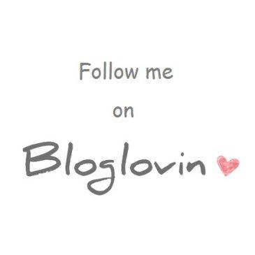 Now we are on Bloglovin