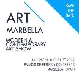 Art Marbella Fair 2017 www.arianasoffici.com